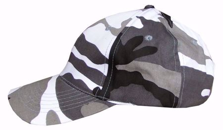 Adults Baseball Cap Urban Camo