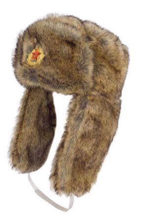 Kombat Cossack Hat With Badge