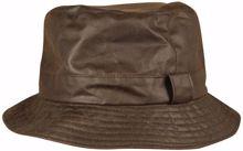 Hunter Wax Bush Hat - Brown
