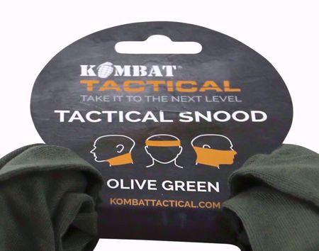 Tactical Snood Green
