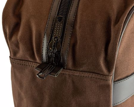 Jack Pyke Canvas Boots Bag Brown