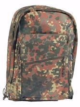 Mil-Tec Flecktarn Day Pack Rucksack