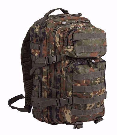 Flecktarn Backpack US Assault Pack Large