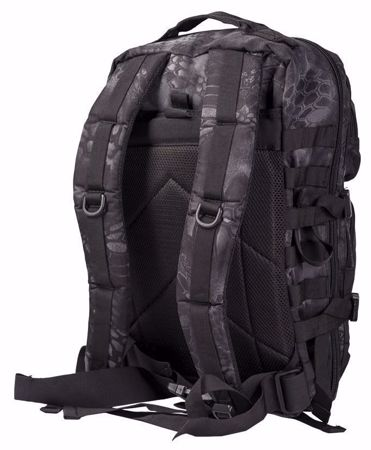 Mil-Tec Backpack US Assault Mandra Night Large
