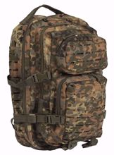 US Flecktarn Laser Cut Assault Backpack Large