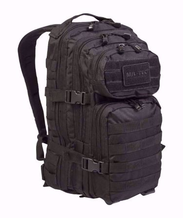 Backpack US Assault Pack Small Black