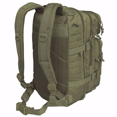 US Assault Backpack Small Laser Cut