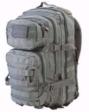 Small MOLLE Assault Pack - Gunmetal Grey