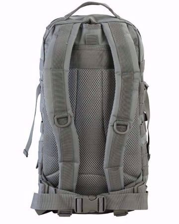 Small MOLLE Assault Pack - Gunmetal Grey
