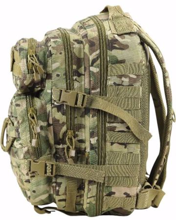 Small MOLLE Assault Pack - BTP - 28 Litre
