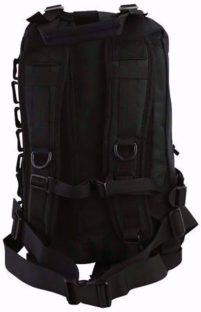 Kombat Delta Pack Black