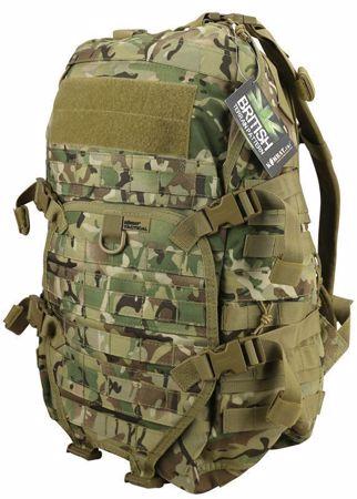 Kombat Unisex Elite Pack 45 Litre BTP