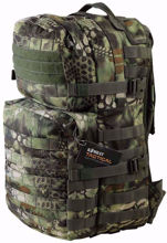 Kombat Medium MOLLE Assault Pack - Raptor Kam Jungle