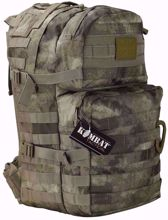 Medium MOLLE Assault Pack - Smudge Kam