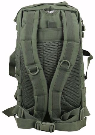 Olive Small MOLLE Assault Pack