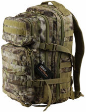 Small MOLLE Assault Pack Raptor Kam Desert