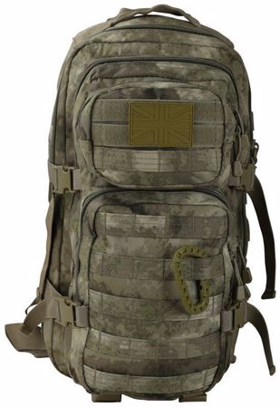 Kombat 28 Litre Small MOLLE Assault Pack Smudge Kam