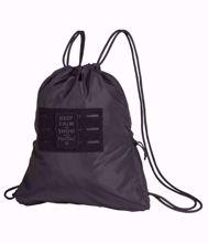 Sports Bag HexTac - Black