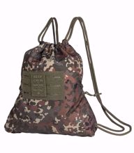 Mil-Tec Sports Bag Flecktarn
