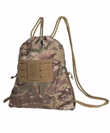 HexTac Sports Bag Multitarn