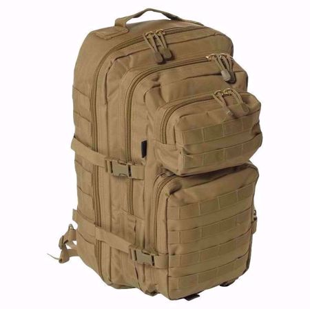 One Strap Assault Pack Large - Coyote
