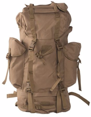 Mil-Tec Coyote  German Import Large Rucksack 35 Litre