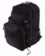 Kombat Recon Pack 50 Litre - Black