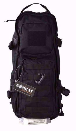 30 Litre Tactical Sling Bag Black