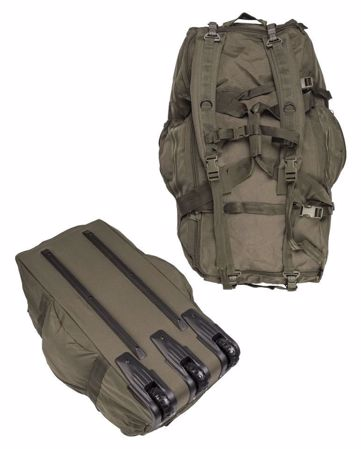 Mil-Tec Combat Duffle Bag With Wheels