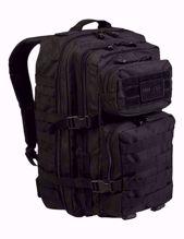 Black Backpack US Assault Pack Large