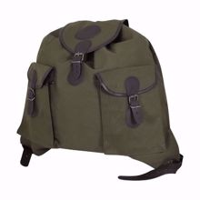 Canvas Roe Sack Green