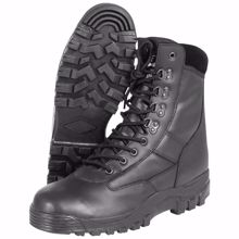 Mil-Com All-Leather Patrol Boots