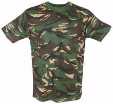 Mil-Com T-Shirt DPM Camo