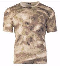 Mil-Tec T-Shirt Mil-Tacs FG 95/CO 5/EL