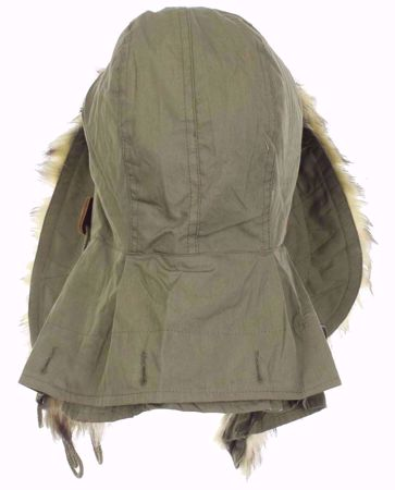 US M51 Shell Parka Fur Hood