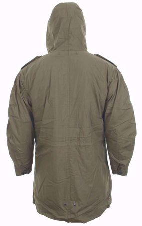 US M51 Shell Fishtail Parka