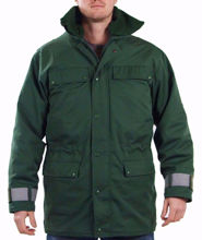 German Border Patrol Gore-Tex Jacket With Fleece Liner
