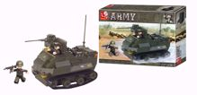 Building Blocks Army Serie Armoured Vehicle - M38-B0281