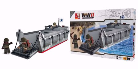WWII Landing Craft M38-70070
