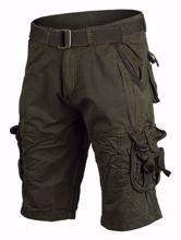 Mil-Tec Vintage Survival Prewash Shorts