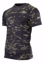 Viper Mesh-Tech T-Shirt VCAM Black