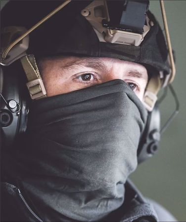 Titanium Tactical Snood