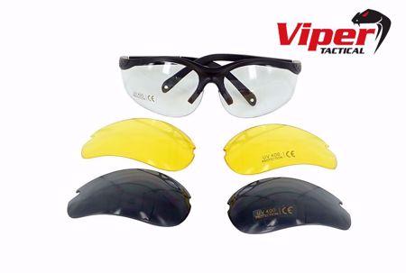 Viper Tactical Mission Glasses